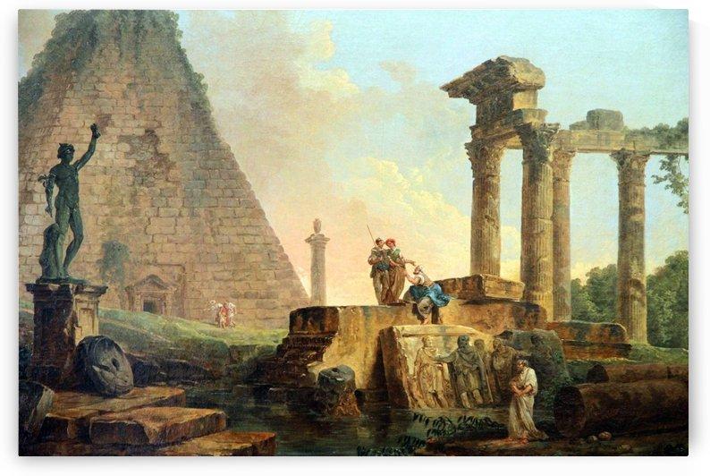Chronicles of Nothing by Hubert Robert