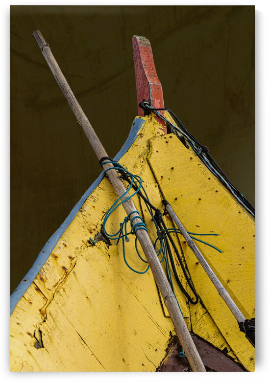 Boat - XLXIX by Carlos Wood
