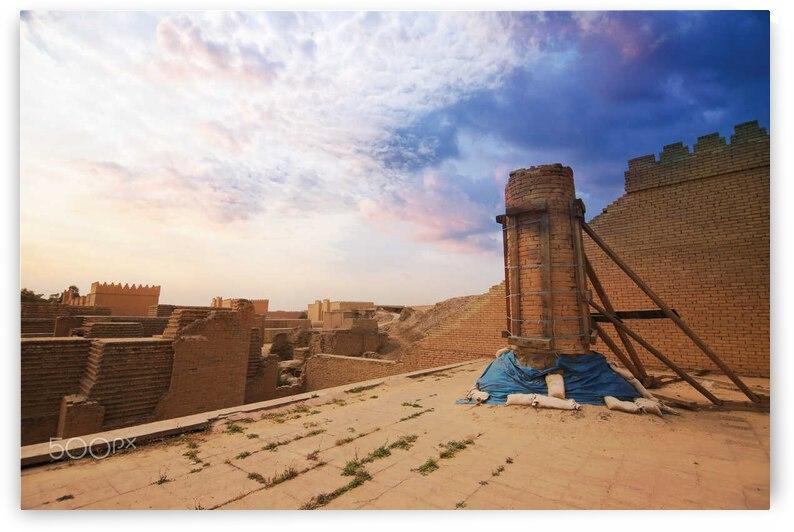 Babylon Civilization by Al Kadhimi