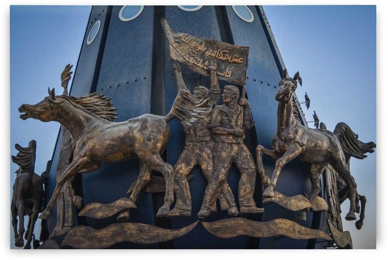 Liberty Statue by Al Kadhimi