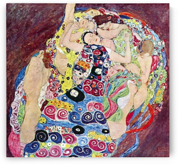 Virgins by Klimt by Klimt