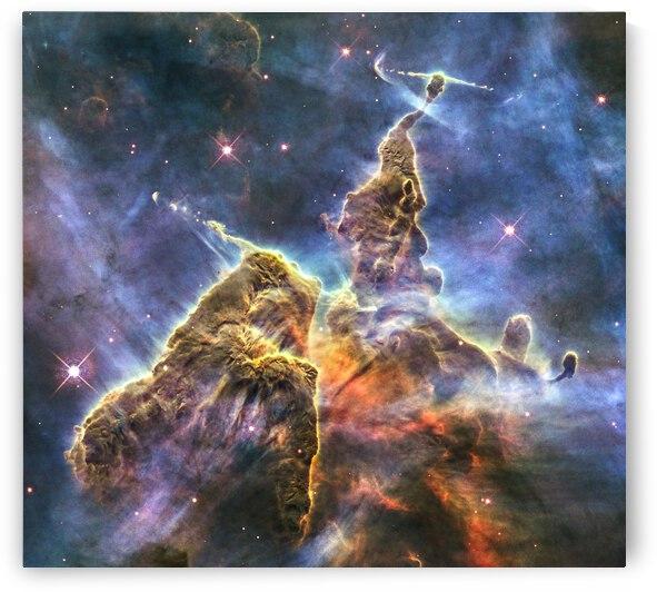 Image of a nebula by Canvapro