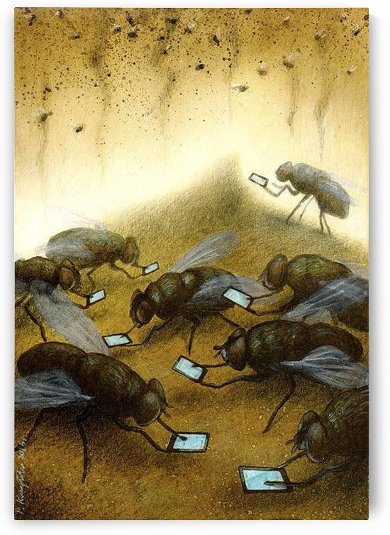 warm news by Pawel Kuczynski