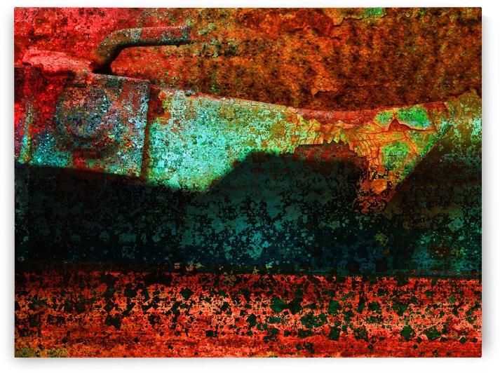 Textura Kolo  2  by Jean-Francois Dupuis