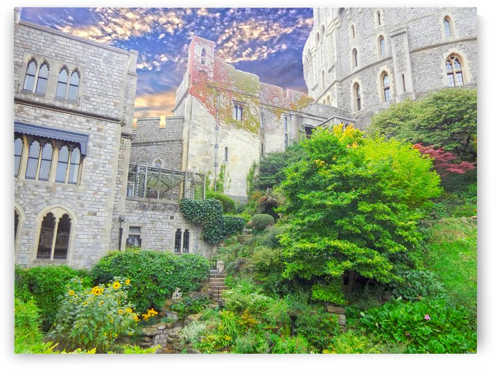 Windsor Castle England 2 of 2 by 24