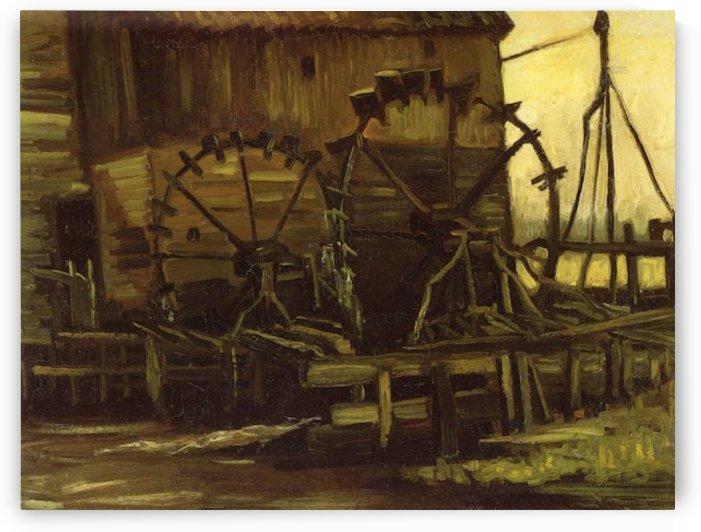 Waterwheels by Van Gogh by Van Gogh