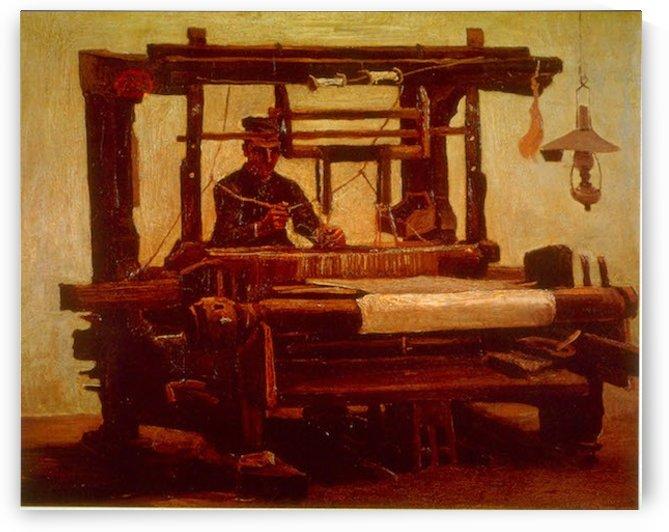Weaver by Van Gogh by Van Gogh