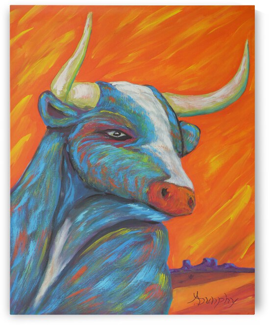 Bulls Eye by Anthony J Dunphy