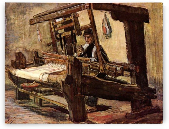 Weaver2 by Van Gogh by Van Gogh
