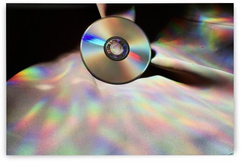 CD Rainbows by J Gilbert Photography