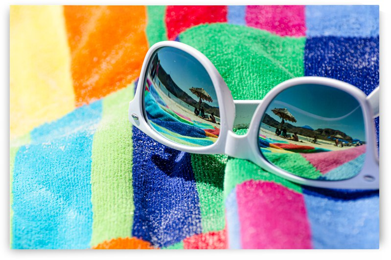 Sunglasses by Luisa Torre