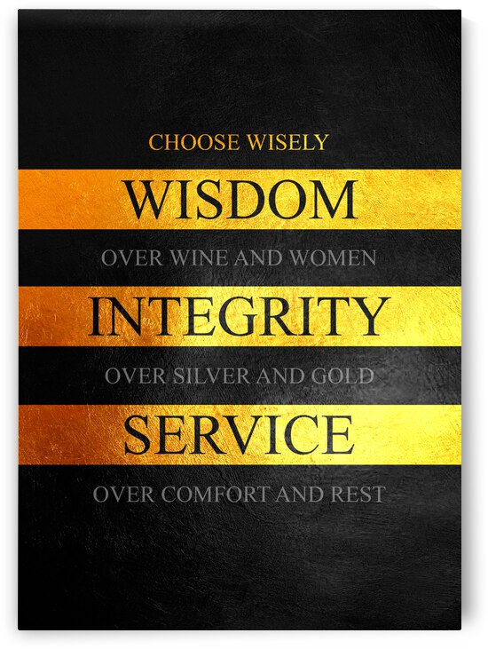 choose wisdom by ABConcepts