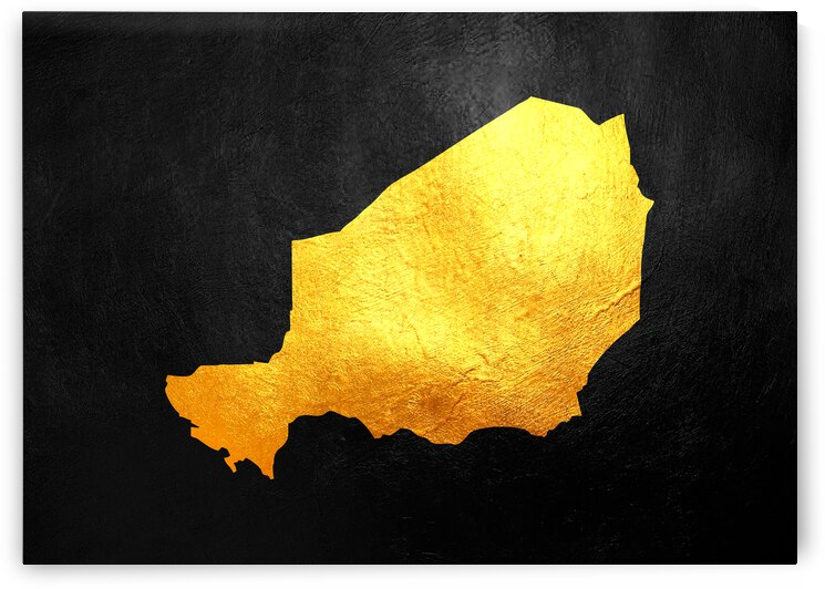 niger gold map by ABConcepts