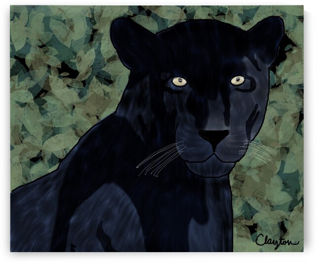 Black Jaguar. Clayton T by The Arc of the Capital Area