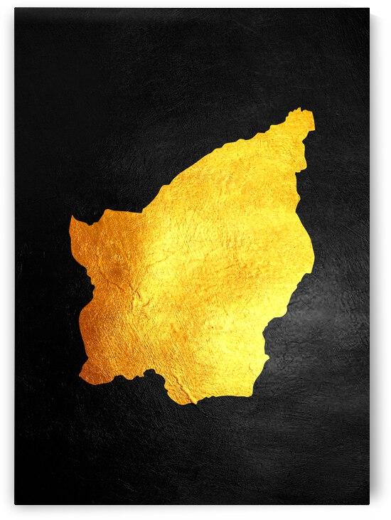 san marino gold map by ABConcepts
