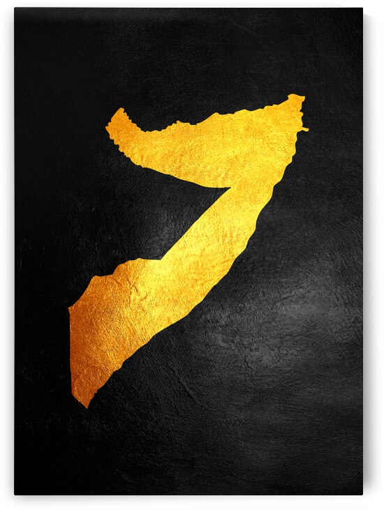 somalia gold map by ABConcepts