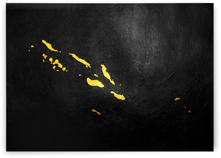 solomon islands gold map by ABConcepts