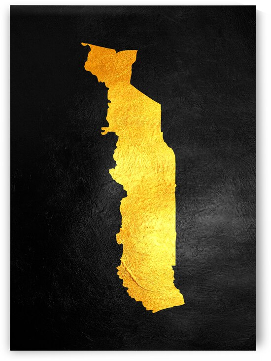 togo gold map by ABConcepts