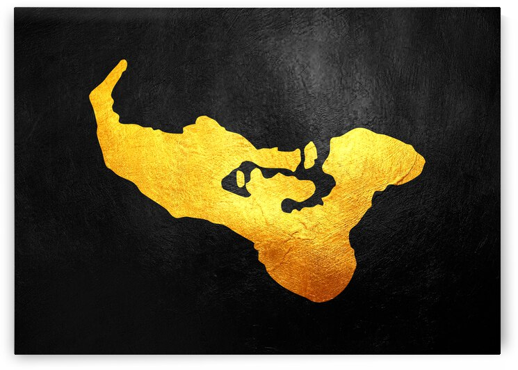 tonga gold map by ABConcepts