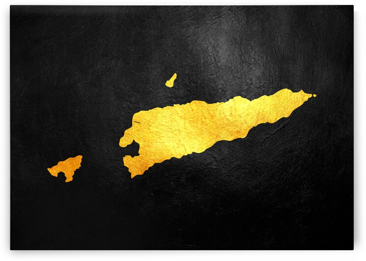 timor leste gold map by ABConcepts