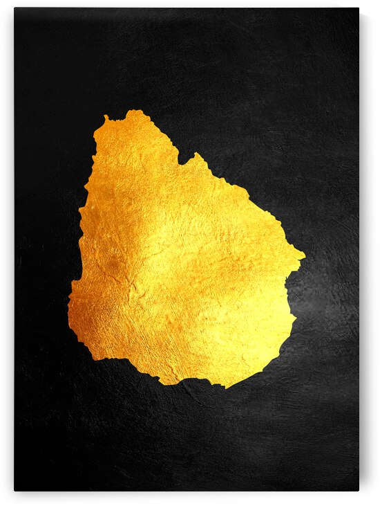 uruguay gold map by ABConcepts