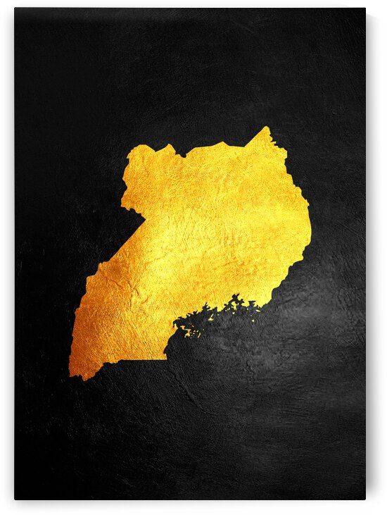 uganda gold map by ABConcepts