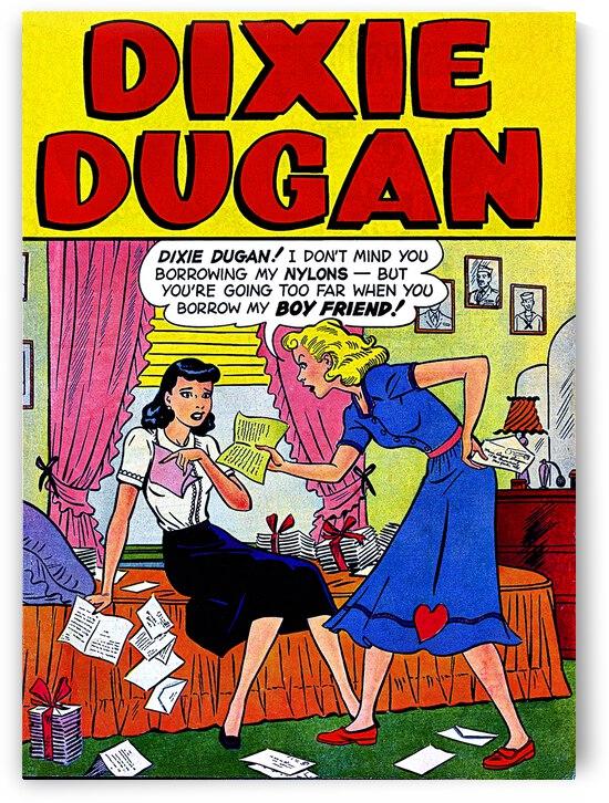 Dixie Dugan - Boyfriend_OSG by One Simple Gallery