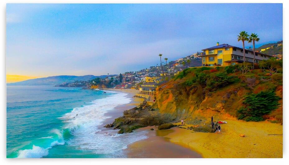 Laguna Beach  by EYES IN THE SKY