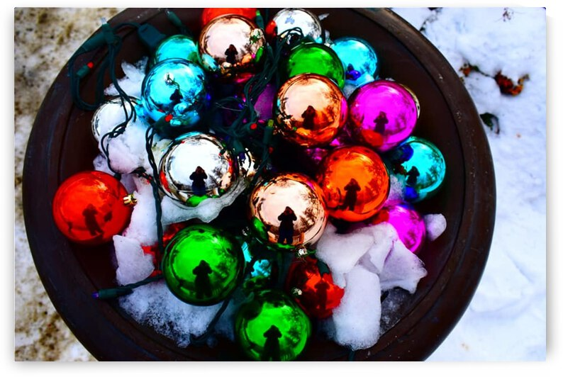 Christmas by Desirae Blackmore