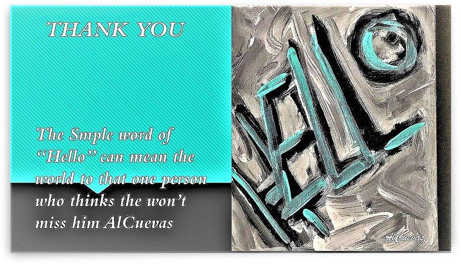 19.THANK YOU  4  by AlCuevas