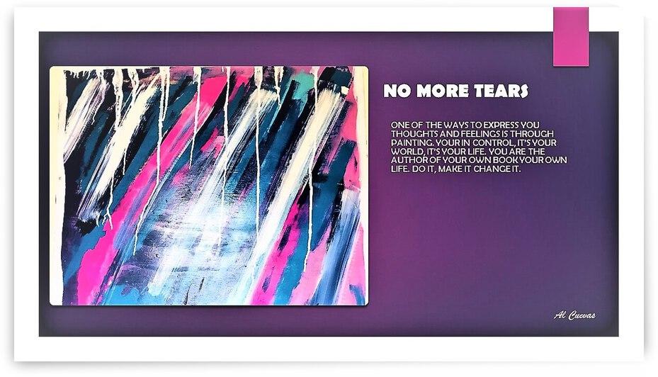 8.NO MORE TEARS  2  by AlCuevas