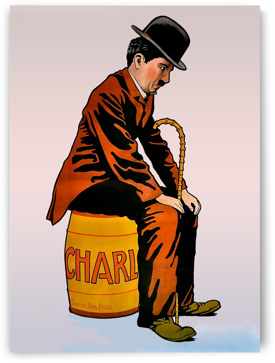 Chaplin by vintagesupreme