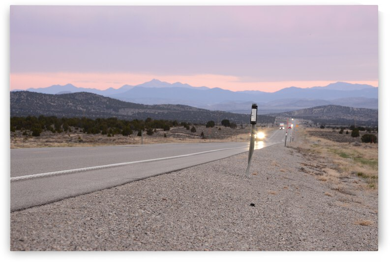 US-50 Nevada  by PieLar Inspirations