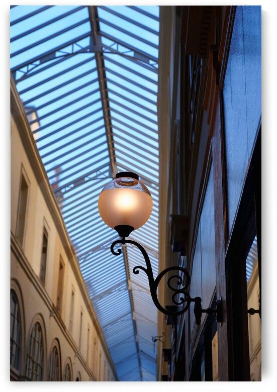 Covered passageway by Hassan Bensliman