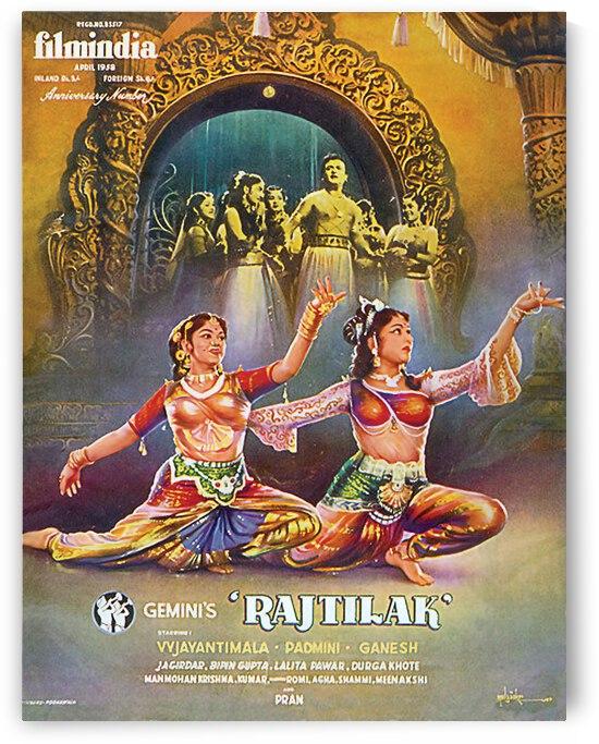 Bollywood Dancers by vintagesupreme