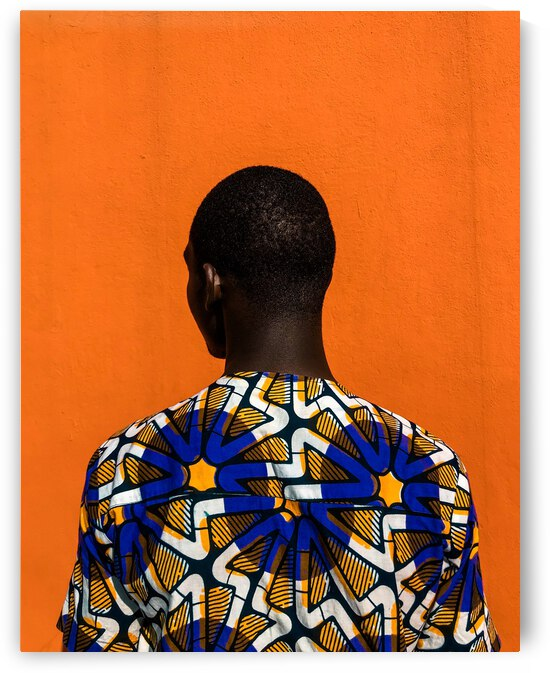 Orange Moon by Kwamist