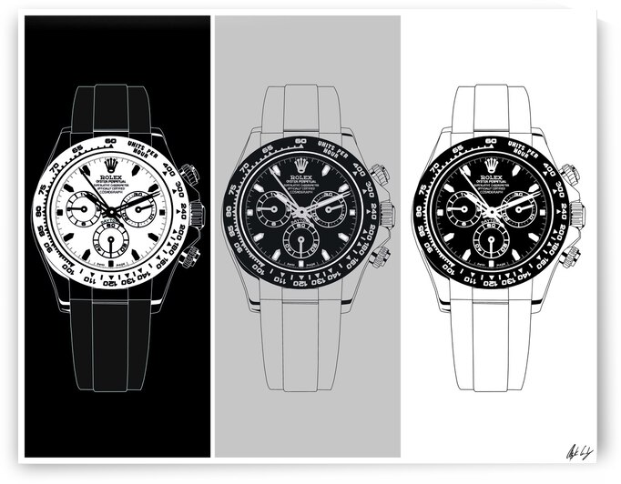 ROLEXXX THE SHADOW by The Good Bro's