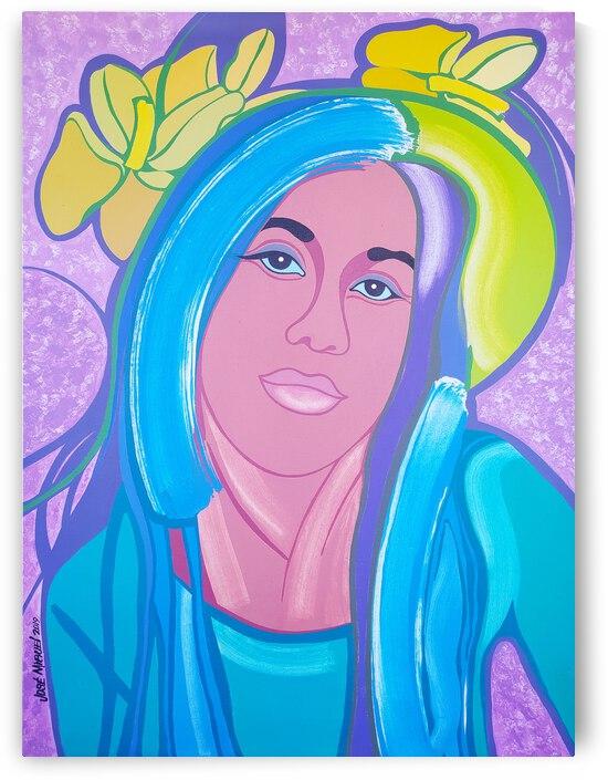 Havana wonder woman by Jose Miguel Perez Hernandez