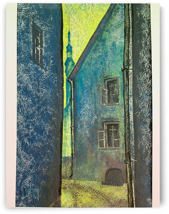 Old Tomas by Alexander Sokolowski