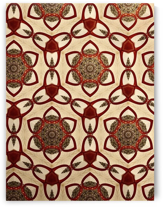 Kaleidoscope Red Collection 04 by DulceRosa Gallery