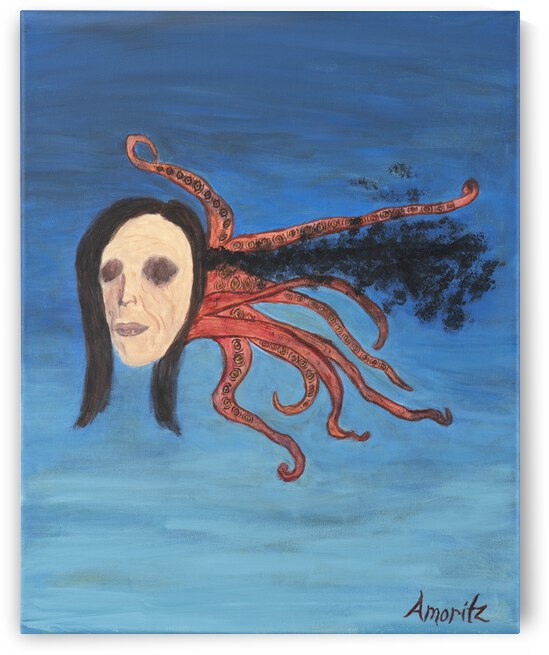 Psychoanalysis Portrait by Amoritz