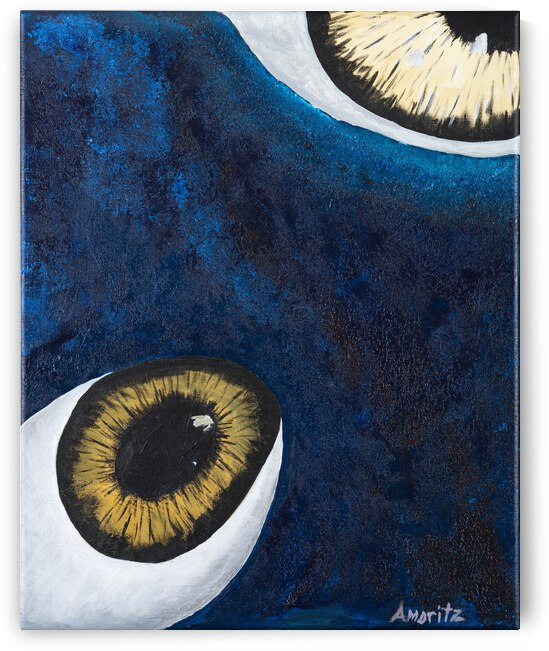 Planet Eyes by Amoritz
