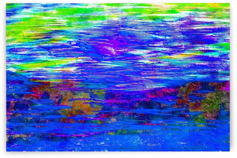 Blue Horizon by Dorothy Berry-Lound