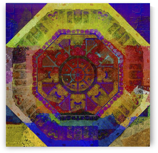 Aztec Dreaming by Dorothy Berry-Lound