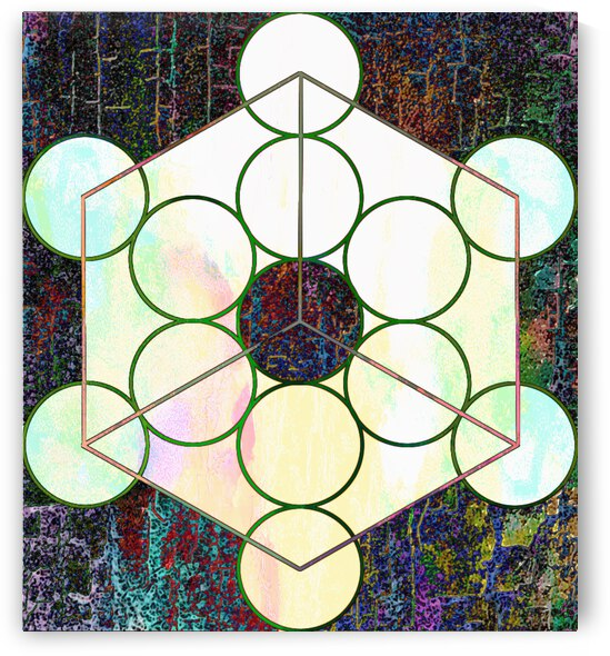 Experiments With Geometry 7 by Dorothy Berry-Lound