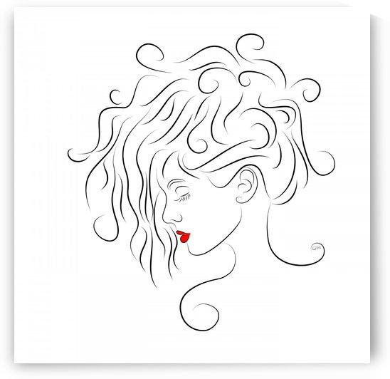 Floralisia V1 - Simple beauty by Cersatti Art