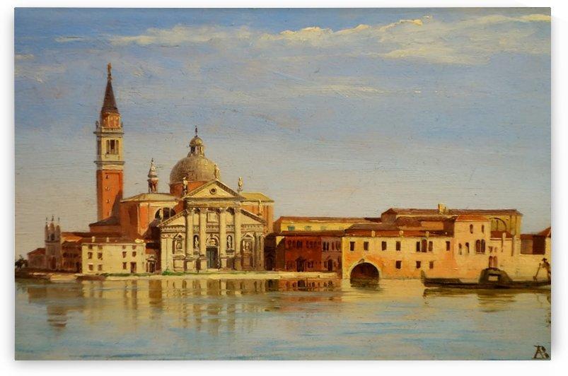 San Giorgio Maggiore by Antonietta Brandeis