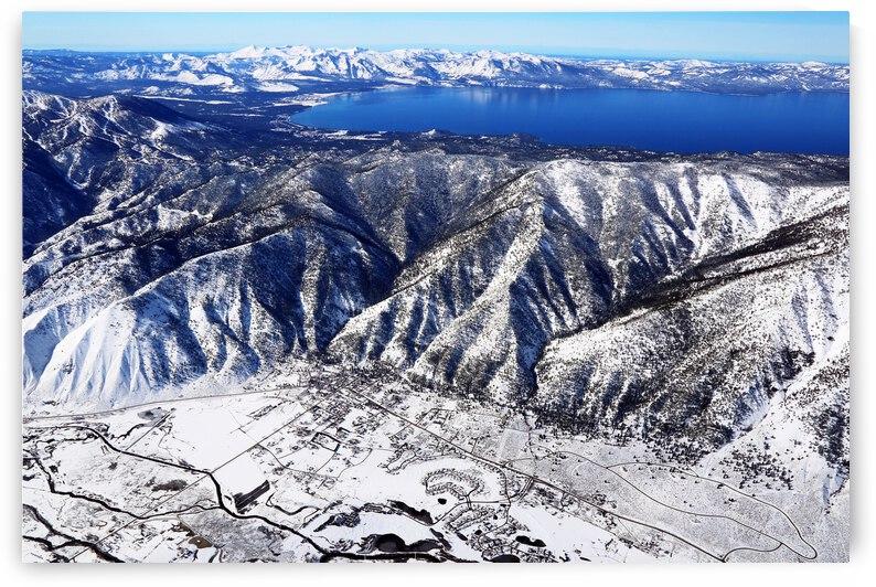 Genoa Below Lake Tahoe by Evan Petty Photography