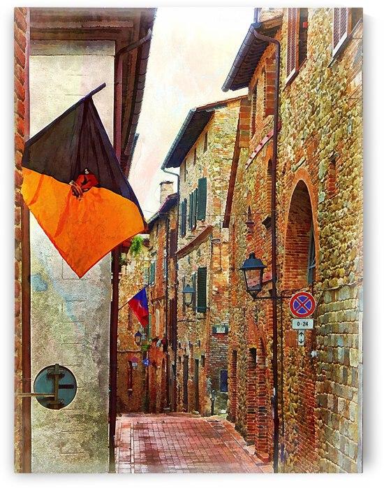 Via Nicola Danzetta Paciano 3 by Dorothy Berry-Lound