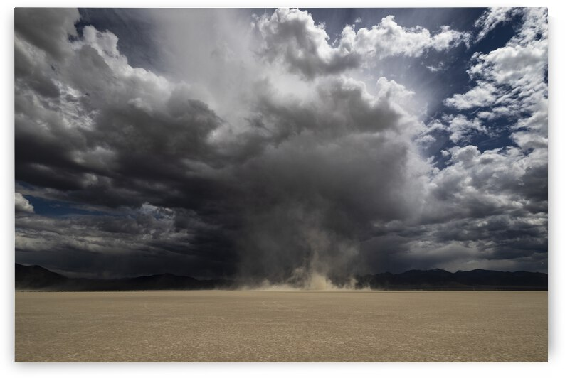 Storm on the Playa by Evan Petty Photography